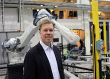 Långsiktigt forskningssamarbete mellan GKN Aerospace Sweden och Högskolan Väst inom digitaliserad produktion