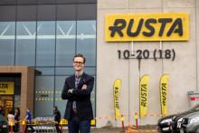 Premiere for Rustas nye varehus i Arendal