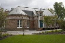 Internationellt arkitektpris till skånsk New England villa
