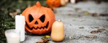 Brandrisk och brandtips inför Halloween