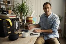 Möt Johan Hedengren – innovatören bakom hyllan D SHELF