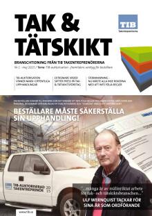 Tak & Tätskikt Nr1 2015