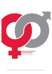 Europakommissionen måste öka antalet kvinnliga ledare innan de kräver att företagen skall göra det!