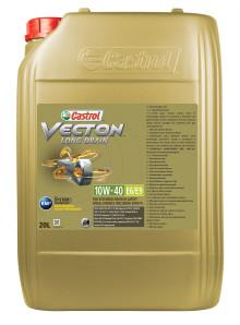 Vi introduserer de nye Castrol Vecton Euro 6-produktene