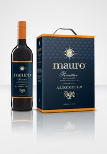 NYA Mauro Primitivo Alberello