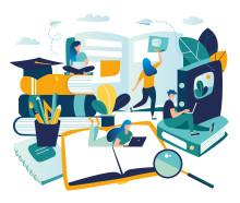 Hovudopptaket til høgare utdanning 2019