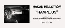 """Ny musik från Håkan Hellström! Singel """"Tillsammans i mörker"""" släpps 26 mars kl 20.00. Album """"Rampljus"""" del 1 ute 15 maj."""