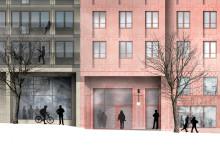 Veidekke bygger bostäder åt SKB i Hagastaden