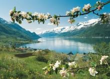 10 причин отправиться в Норвегию весной