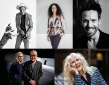 Ganneviksstipendiet 2019 tilldelas Ulf Rollof, Alexander Ekman, Nahid Persson,  Staffan Valdemar Holm & Bente Lykke Møller och Merit Hemmingson