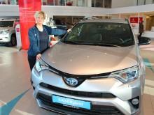 RAV4 - Verdens mest solgte SUV i 2017