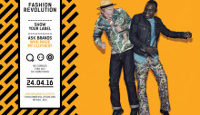 Fashion Revolution Week i Textile Fashion Center