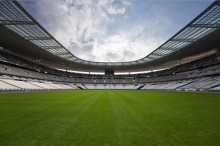 Euro 2016: A look back at the construction of the Stade de France