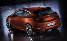 Nya OPC – rekordstark Opel Astra