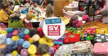 Fest för handarbetsnörden på Sy- och Hantverksfestivalen, Malmömässan 23–25 mars