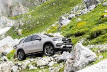 Klasselederen: Nye Mercedes-Benz GLE