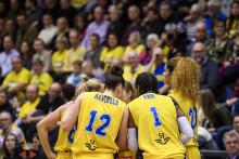 BASKET: EM-kvaldags för Sveriges damlandslag