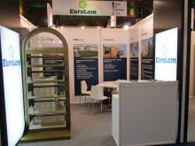 Project Qatar – EuroLam präsentierte sich auf internationaler Fachausstellung für Bautechnik, Baustoffe, Bauausrüstung und Umwelttechnik