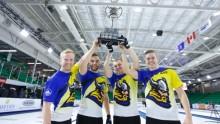 Curling: Historisk tourseger för lag Edin i Kanada
