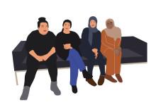 Fokus Skärholmen – om att lyssna till kvinnors berättelser vid samhällsplanering