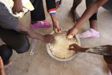Libyen: Alarmerande nivåer av undernäring i förvar