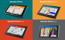 Garmin Drive™ Forestil dig en fremtid, hvor du har en sjette sans bag rattet.  Vi er stolte over at præsentere vores nye serie af bilnavigatorer.