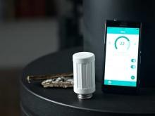 Tempiro lanserar sin produkt för att fjärrstyra värmen på crowdfunding-plattformen Indiegogo den 14 november
