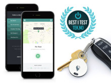 TrackR Bravo kåret til Best-i-test av Tek.no