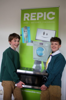 It's electric - £1k prizes for school and community groups