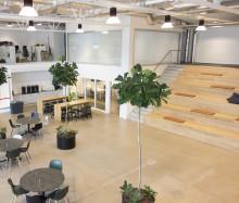 Nytt huvudkontor för Blåkläder i Svenljunga