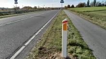 Smart stolpe håller koll på alla passerande fordon