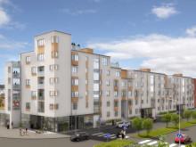 Byggstart för nya bostäder på Malmen