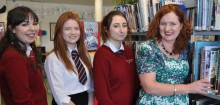 School librarian in the running for national award