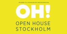 Humlegården stolt partner till Open House 2019