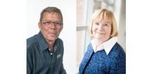 Två nya hedersdoktorer vid Högskolan Väst
