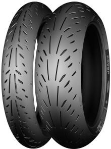 Michelins radialdäck för motorcyklar fyller 25 år