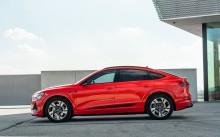 Start start på 2020 för eldrivna Audi e-tron