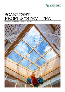 Produktblad Profilsystem i TRÄ