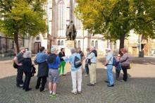 Auf den Spuren Johann Sebastian Bachs durch Leipzig bei den Bach-Rundgängen 2018