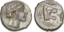 Exceptionally Beautiful Coin Art up for Auction!