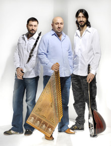 Taksim Trio 11 april