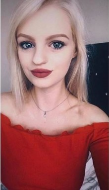 MISSING: Samantha Riley from Andover