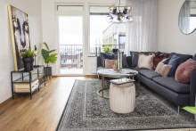 Helsingborgshem säljer nyrenoverat som bostadsrätter för att öka attraktiviteten och variationen på Närlunda
