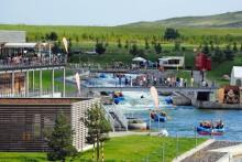 Spitzensport und Paddelspaß – Saisonstart 2018 im Kanupark Markkleeberg