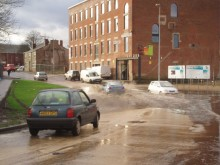 Strategy to Tackle Flood Risk