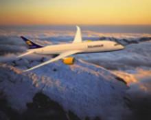 Icelandair: Det første transatlantiske flyselskab med trådløst internet ombord