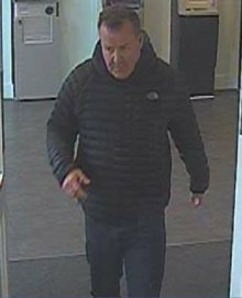 CCTV image released following theft at New Forest hotel
