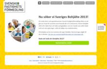 Svensk Fastighetsförmedling efterlyser årets Bohjälte