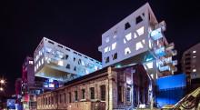 Støperiet er nominert til Arkitektur- og byformingsprisen 2014