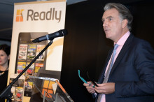 Readly sponsored the PPA Chairman's reception 2014